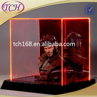 Wholesale china trade acrylic clear lego display case