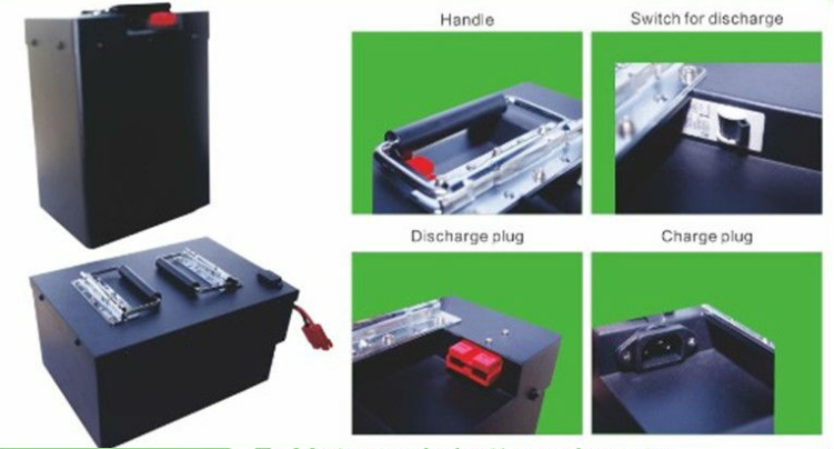 48v 200ah lifepo4 cell battery pack for 10kw off grid solar system