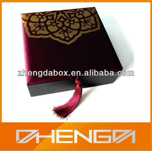 Alibaba china New design Custom pu leather box, leather gift box, leather packaging box