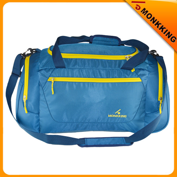 2015 new sling bag crossbody messenger bag with flap in light fabric sports leisure style