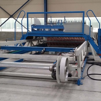 Hot China products reinforcing mesh welding machine /automatic welded wire mesh machine