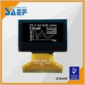 0.96 128x64 cog square graphic 128 x 64 display module