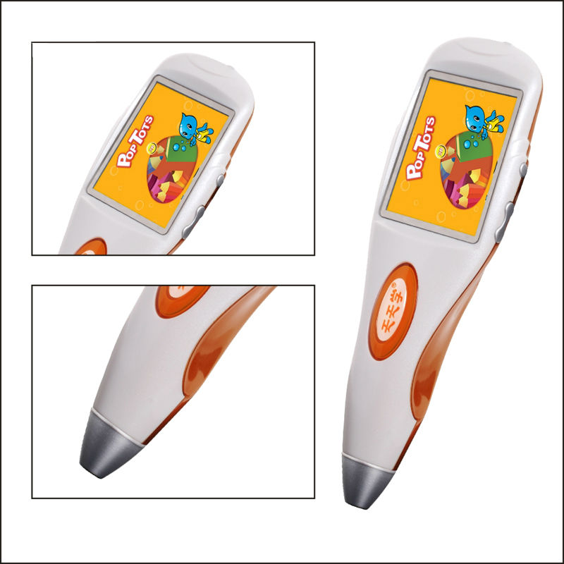 2014 new arrival magic language talking pen for english fun learning games for preschoolers