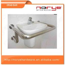 OEM modern bath accessories grab rails for disabled toilets