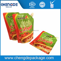 custom printed aluminum foil food packaging supplies