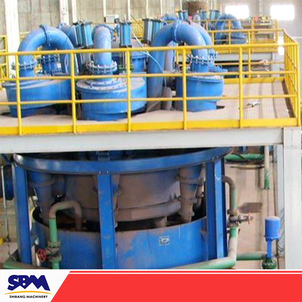 Hot sale cyclone separator, mining cyclone separator price for sale