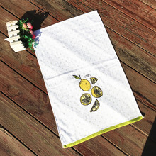 Dish used wholesale supplier home textile bulk kitchen towel