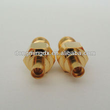 SMA female to MMCX female RF coaxial connector