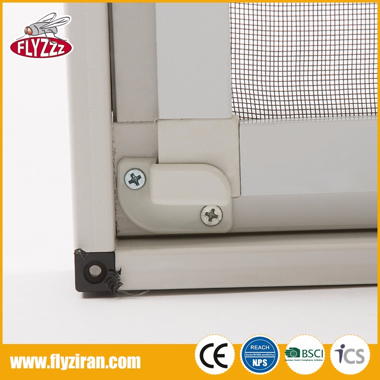 Home use best quality anti mosquito net removable screen window