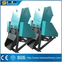 High capacity industry PET plastic bottle crushing machine