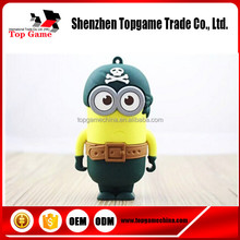 8800mAh Despicable Me Minions Power Bank Emergency Portable Battery Mobile Phone Charger for iPhone Samsung