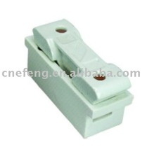YF554 30A 500V Porcelain Fuse Unit with CE and ROHS