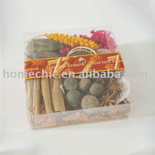 Factory wholesale the classic high quality design nature potpourri gift set