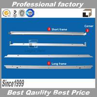 Customizable ISO 9001 Solar Panel Frame Custom Aluminium Extrusion Products