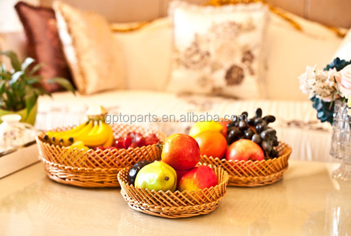 Mini wicker basket with handle beautiful wicker basket fruit wicker basket