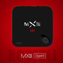 Quad Core MXIII-G S812 MXIII Google Android TV Box with 1000M LAN Android 5.1 TV Box MXIII G