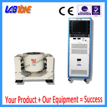 electromagnetic Lab apparatus electrodynamic shakers for battery test