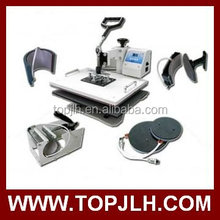 combo DIY machine combo 6 in 1 heat press machine