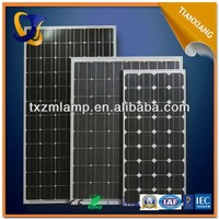 high power high quality 130w solar panel