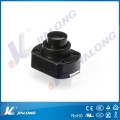 5-10A high current tailcap clicky switch 2no+2nc push button switch