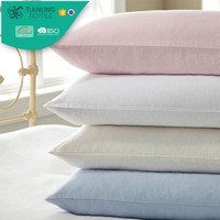 100 Microfiber Polyester Filling Inseam Housewife Cotton Pillow