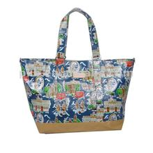 POKBOK 2013 Latest Design Laminated Cotton Shopping Bag