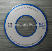 Bulk Mini CD Replication and Printing Direct Factory Supply