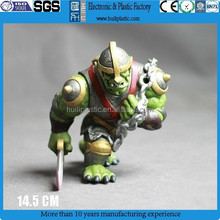 monster plastic cartoon action figure;movie series cartoon action figure,anime action figure for collection