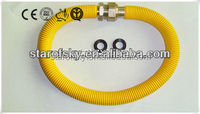 "3/8""-2"" smooth cover hydraulic hose"