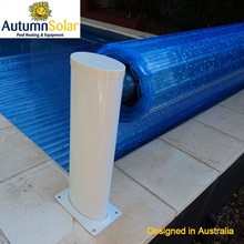 PC automatic pool cover slats replacement bubble cover