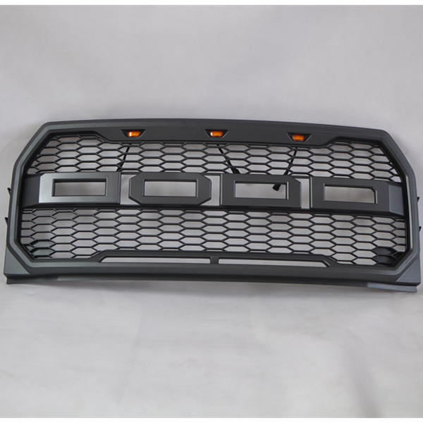 Grill For Ford F-150 2015 - 2017 Model F150 Raptor Style Front Grille