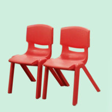 Modern coffee restaurant dining chair plastic