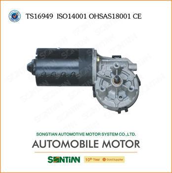 High Torque 12v Dc Motor Wiper Motor Specification