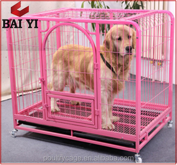 Wire Dog Kennels For Large Dogs & Cheap Designer Dog Kennel & Heavy Duty Dog Run Kennel