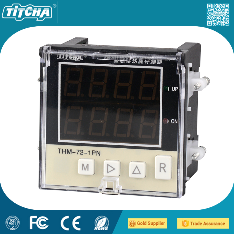 thm-72 measuring device wind speed measuring device