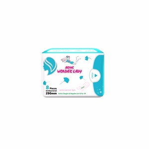 anion sanitary napkins super absorbent sanitary pads with negative ion