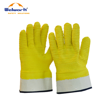High Quality Long Industrial Rubber Gloves