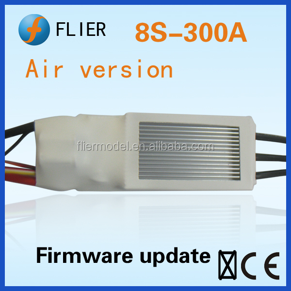 Flier esc 30V 300A brushless controller motor for universal rc airplane mig-29