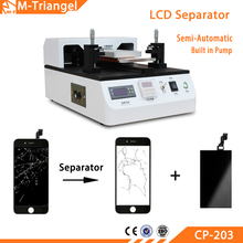 Vacuum Semi Automatic LCD Separator Machine with CE certification to Repair /Separate /Refurbish Touch Screen machine
