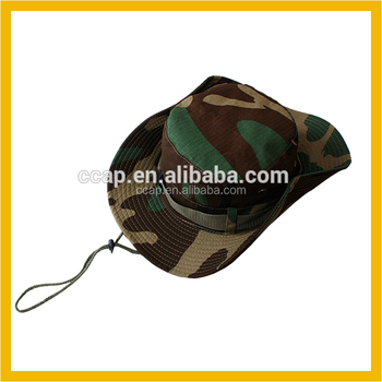 camouflage bucket hats and fisherman hat