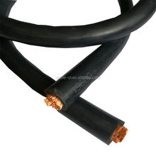 Electric wire cable rubber insulated 1X50mm2 copper welding cable