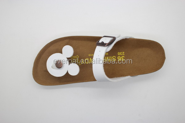 New Model Cork Sole Boy Sandals