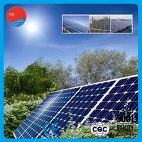 Samples Available 500W 1000W CCC Approved Solar Panel System