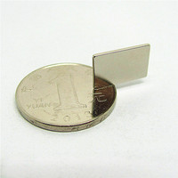 custom cosmetic box sintered permanent strong neodymium NdFeB magnet