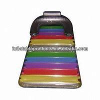 hot sale pvc inflatable air mattress