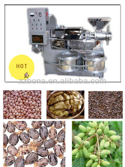 Hot Sale sunflower oil extraction making machine
