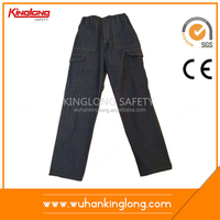 China Wholesale Custom Jacket And Jean Pant Set