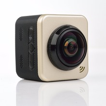 New Full HD Sport Camera H.264 WIFI Cube 360 Action Camera 360 degree sport camera 1080p