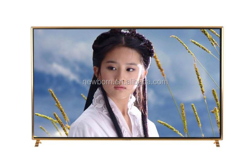 Professional LED TV manufacturer 85 inch wholesale price LED TV with SCART port