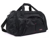 vintage duffel travel bag garment gym bag